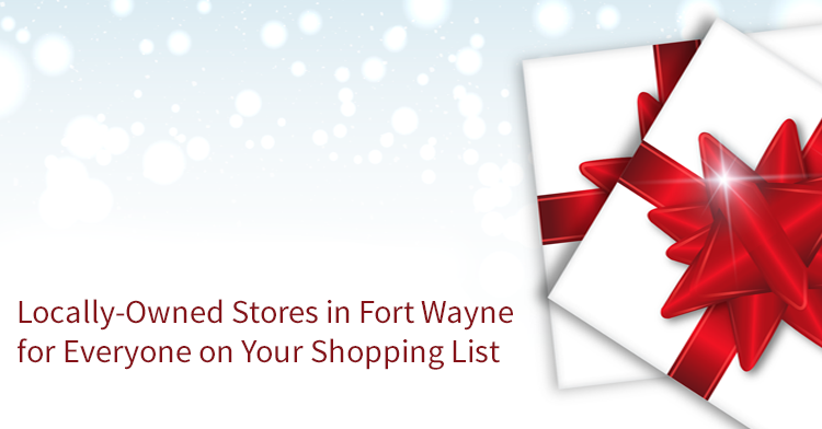 locally-owned stores in fort wayne